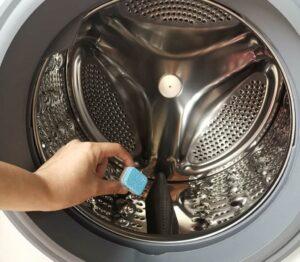3 лучших средства для чистки барабана стиральной машины LG