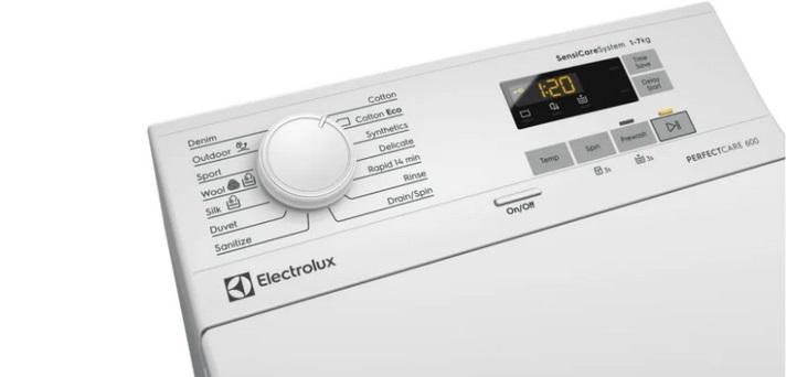 Electrolux PerfectCare 600 EW6