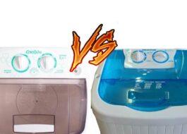 Какая стиральная машина лучше Славда или Renova?