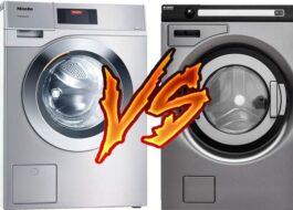 Какая стиральная машина лучше Asko или Miele?