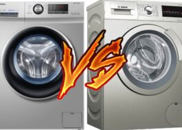 Какая стиральная машина лучше Haier или Bosch?
