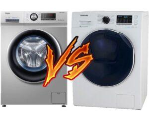Какая стиральная машина лучше Haier или Samsung