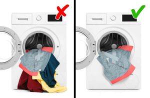Какие вещи нельзя стирать вместе в стиральной машине?