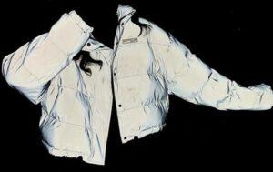 Как правильно стирать светоотражающую куртку?