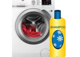 Можно ли стирать шампунем?