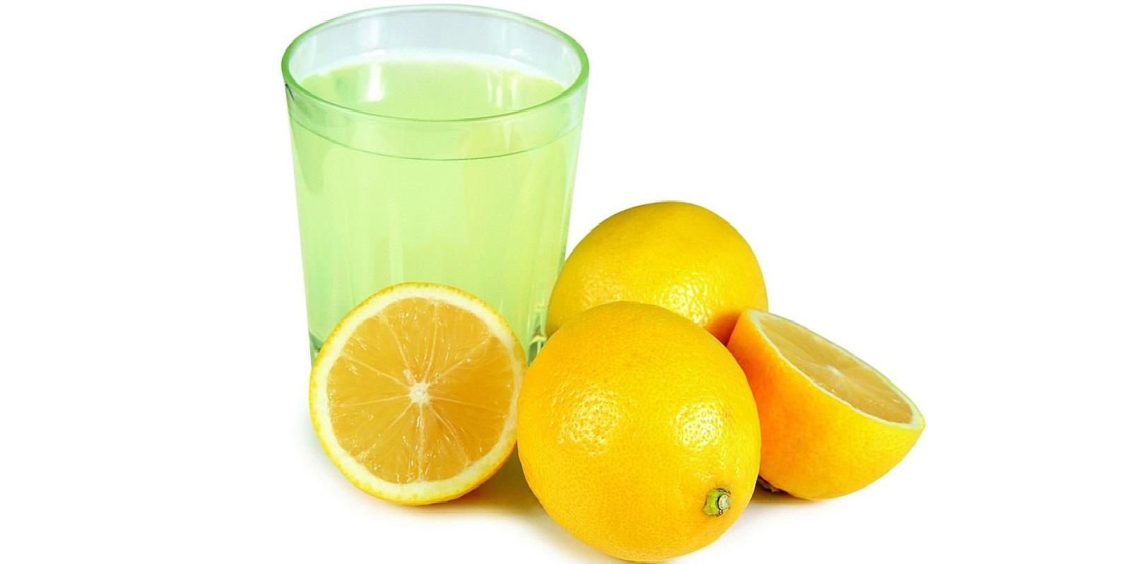 используйте для чистки лимонный сок