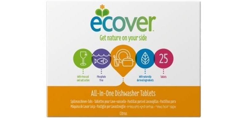 средство для мытья в посудомойке Ecover Classic