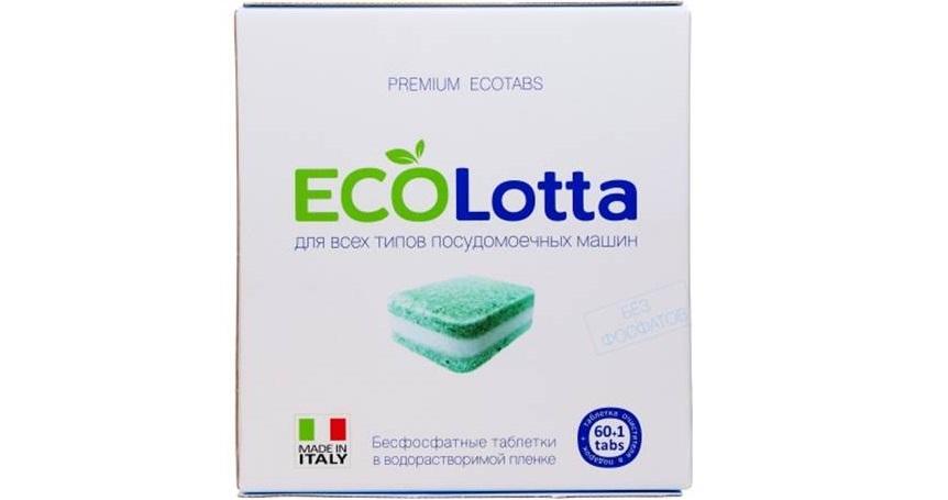Lotta Eco таблетки для ПММ