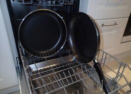Можно ли мыть сковородку Tefal в посудомойке?