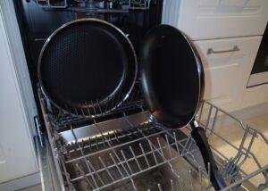 Можно ли мыть сковородку Tefal в посудомойке