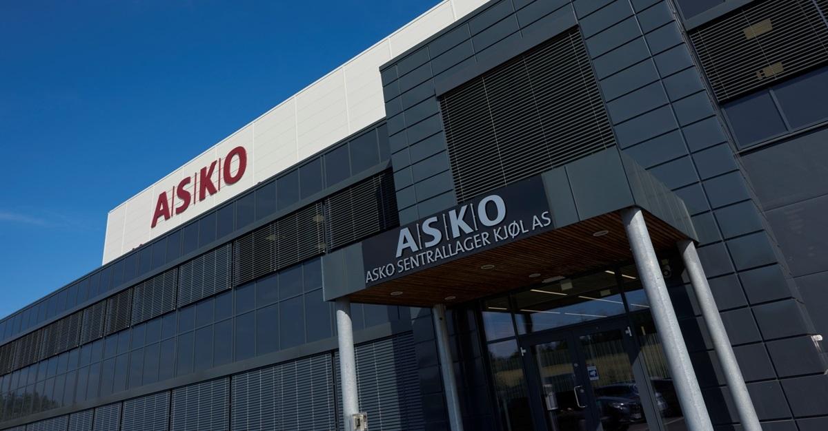 В какой стране собирают машинки Asko