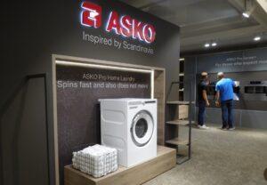 Где производят стиральные машины Asko?