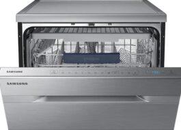 Как использовать посудомоечную машину Samsung?