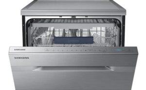 Как использовать посудомоечную машину Samsung