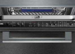 Программы посудомоечной машины Siemens