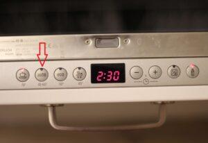 Режим Авто в посудомоечной машине Bosch
