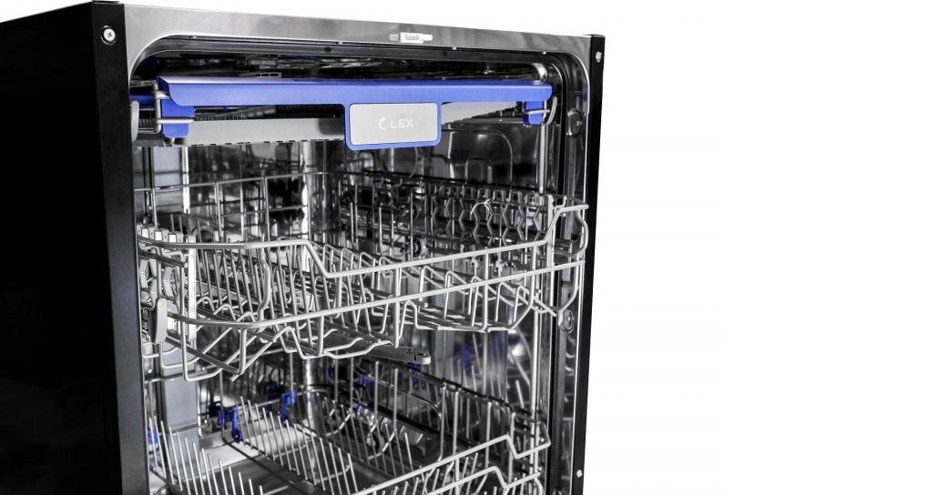 запустите машинку без посуды