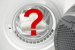 Какие вещи можно сушить в сушильной машине?