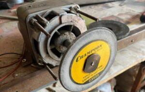 Как сделать отрезной станок по металлу с двигателем от стиральной машины