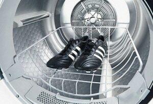 Можно ли сушить обувь в сушильной машинке