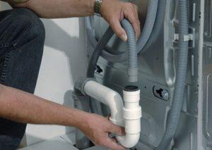 Нужна ли канализация для сушильной машинки