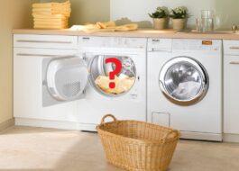 Нужна ли сушильная машина для белья?