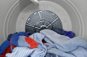 Почему садятся вещи в сушильной машине?