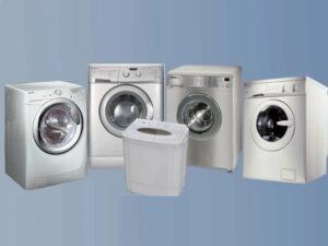 ТОП 5 лучших стиральных машин с сушкой и паром