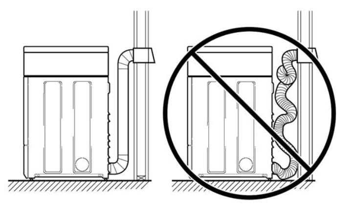установка сушилки вентиляционного типа