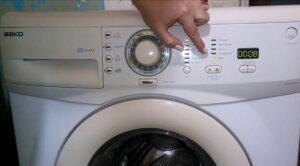 Перезагрузка стиральной машины Beko