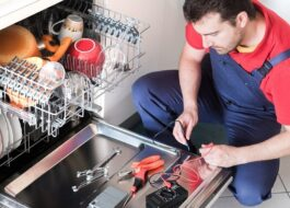 Почему посудомоечная машина издает писк?