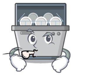 Почему свистит посудомоечная машина?