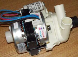 Проверка циркуляционного насоса посудомоечной машины