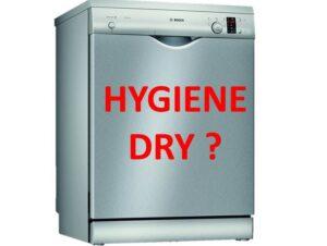 Что такое Hygiene Dry в посудомоечной машине?
