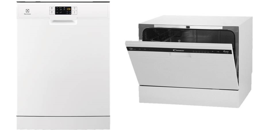 Electrolux ESF 9552 LOW Candy CDCP 6 E
